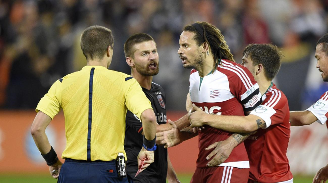 jermaine jones mls suspended