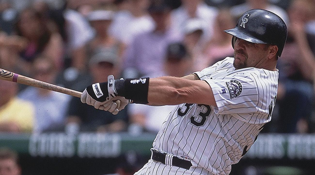 Larry Walker, Colorado Rockies
