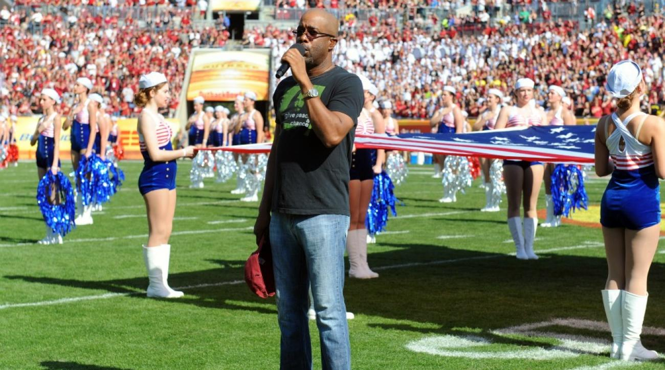 Miami Dolphins still make Darius Rucker cry