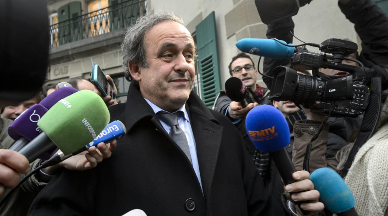 michel platini loses fifa ban appeal court of arbitration for sport