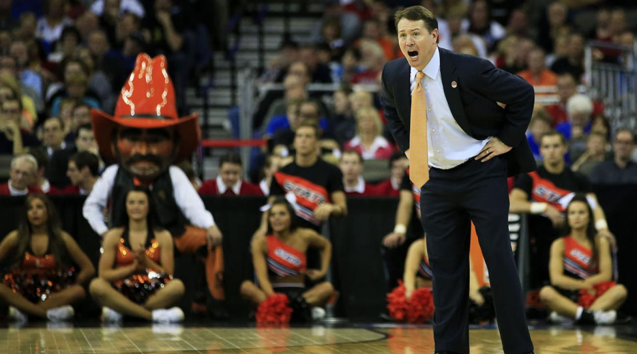 travis ford oklahoma state coach ejected high school game