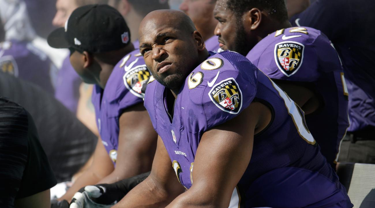 baltimore ravens eugene monroe injured reserve