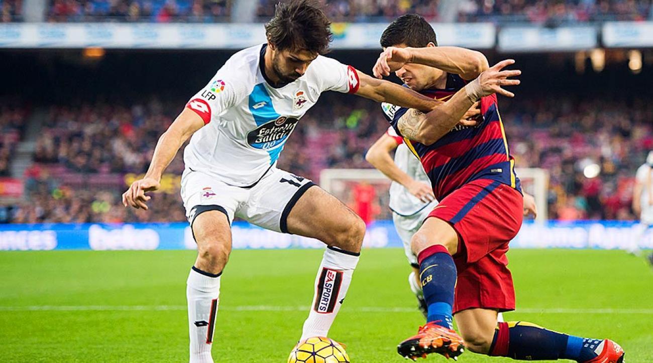 Barcelona vs. Deportivo La Coruna