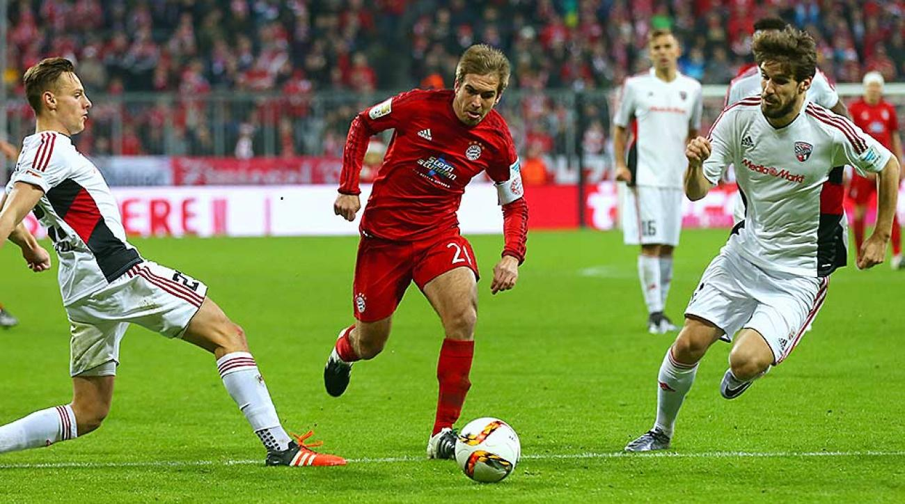 Bayern Munich vs. Ingolstadt
