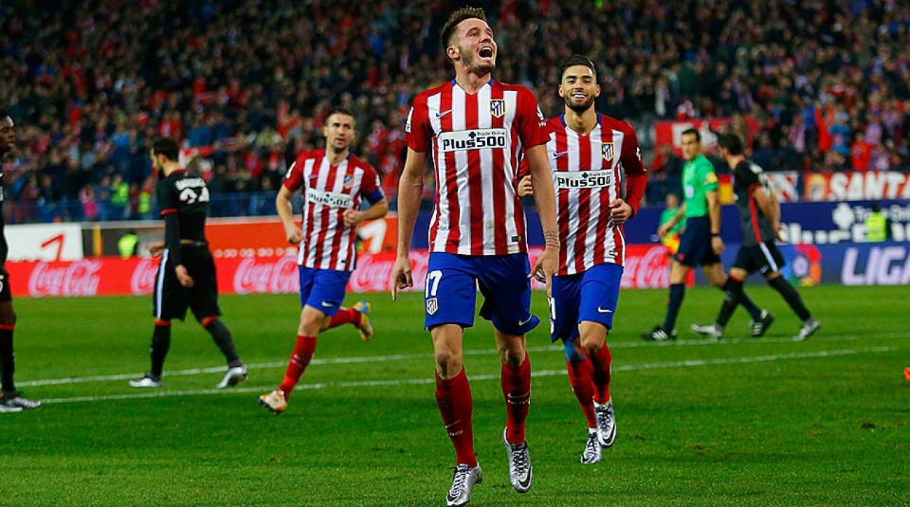 Atletico Madrid vs. Athletic Bilbao
