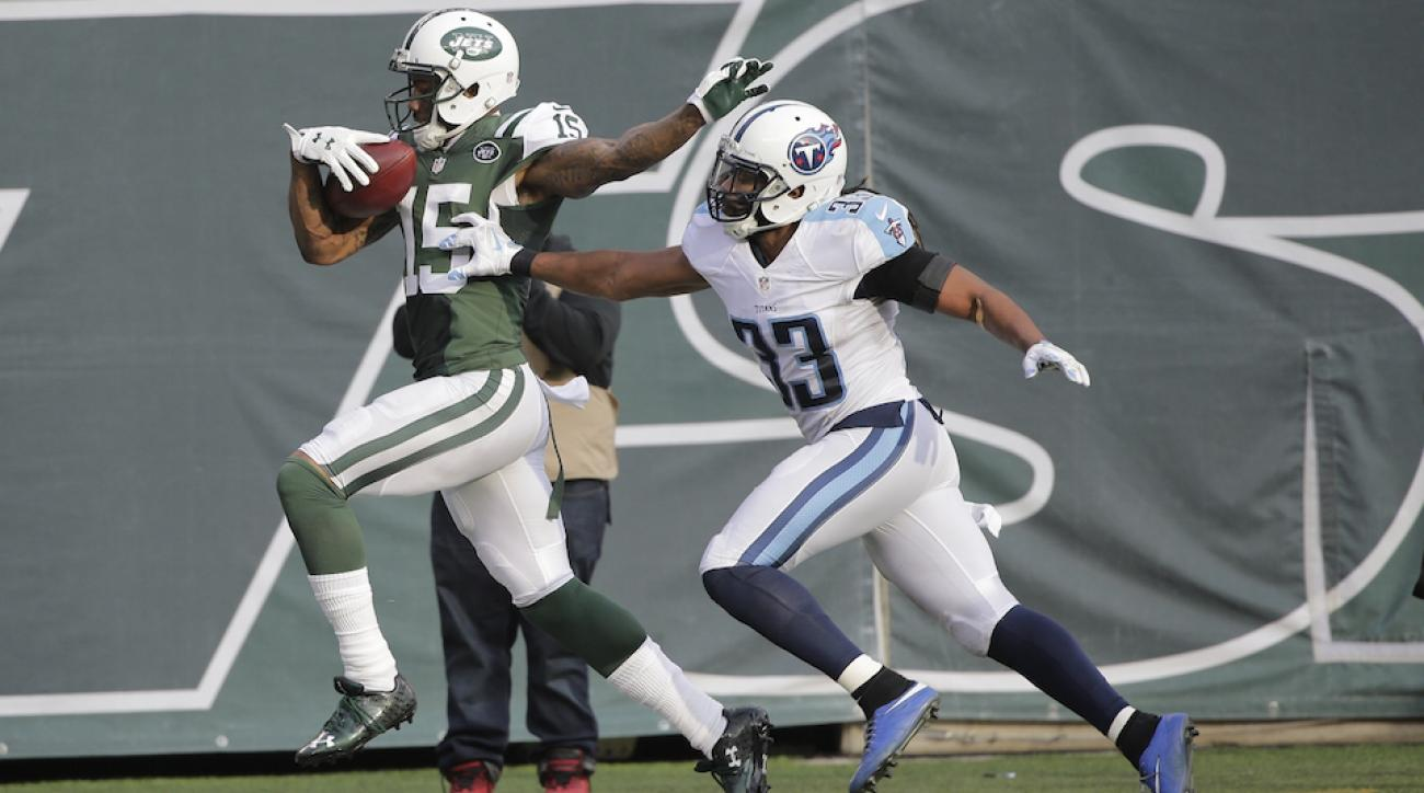 brandon marshall jets touchdown video