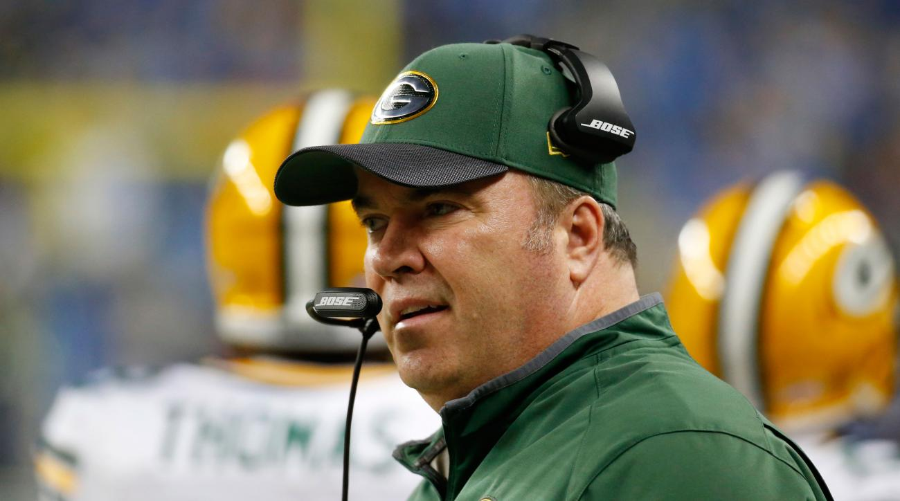 green bay packers  mike mccarthy to resume play