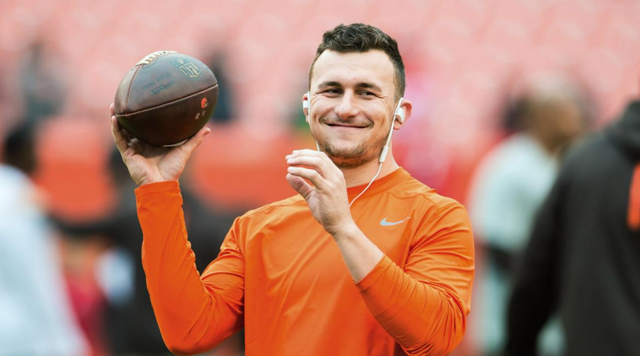 johnny manziel head smash tablet video browns