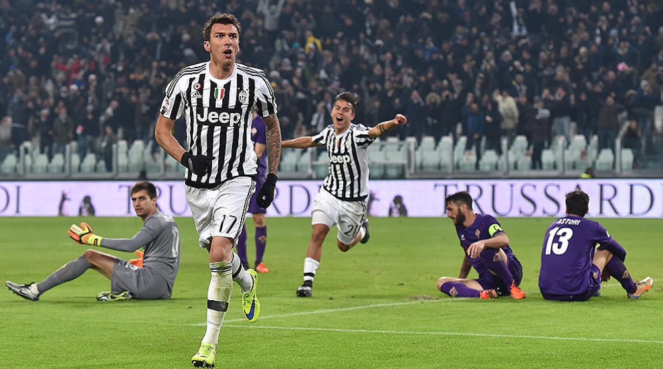 Juventus beats Fiorentina