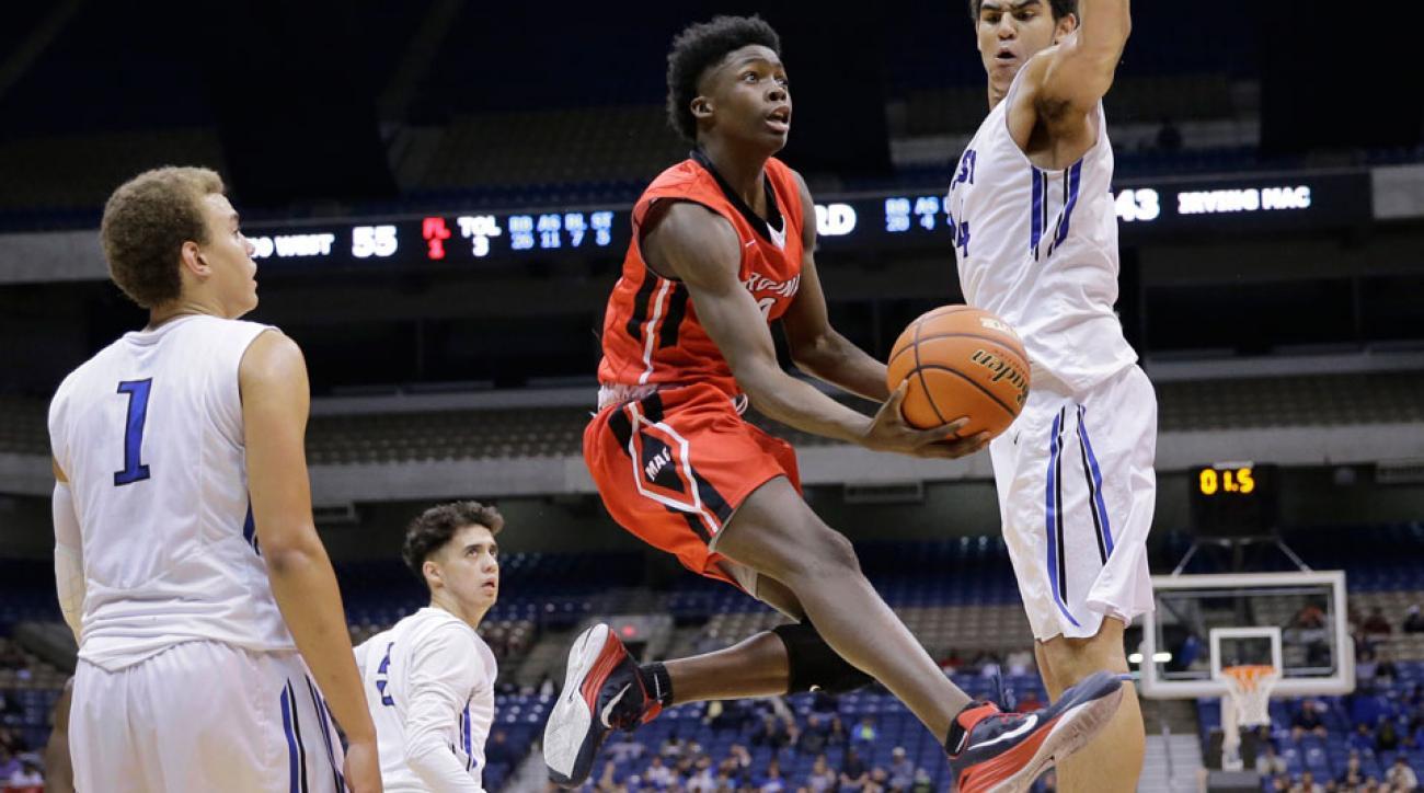 andrew jones texas recruiting longhorns basketball
