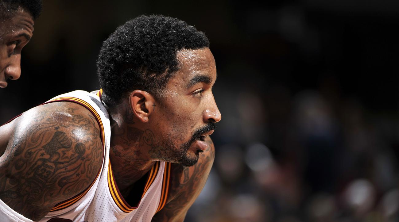 Cavs' J.R. Smith about end to Warriors win streak