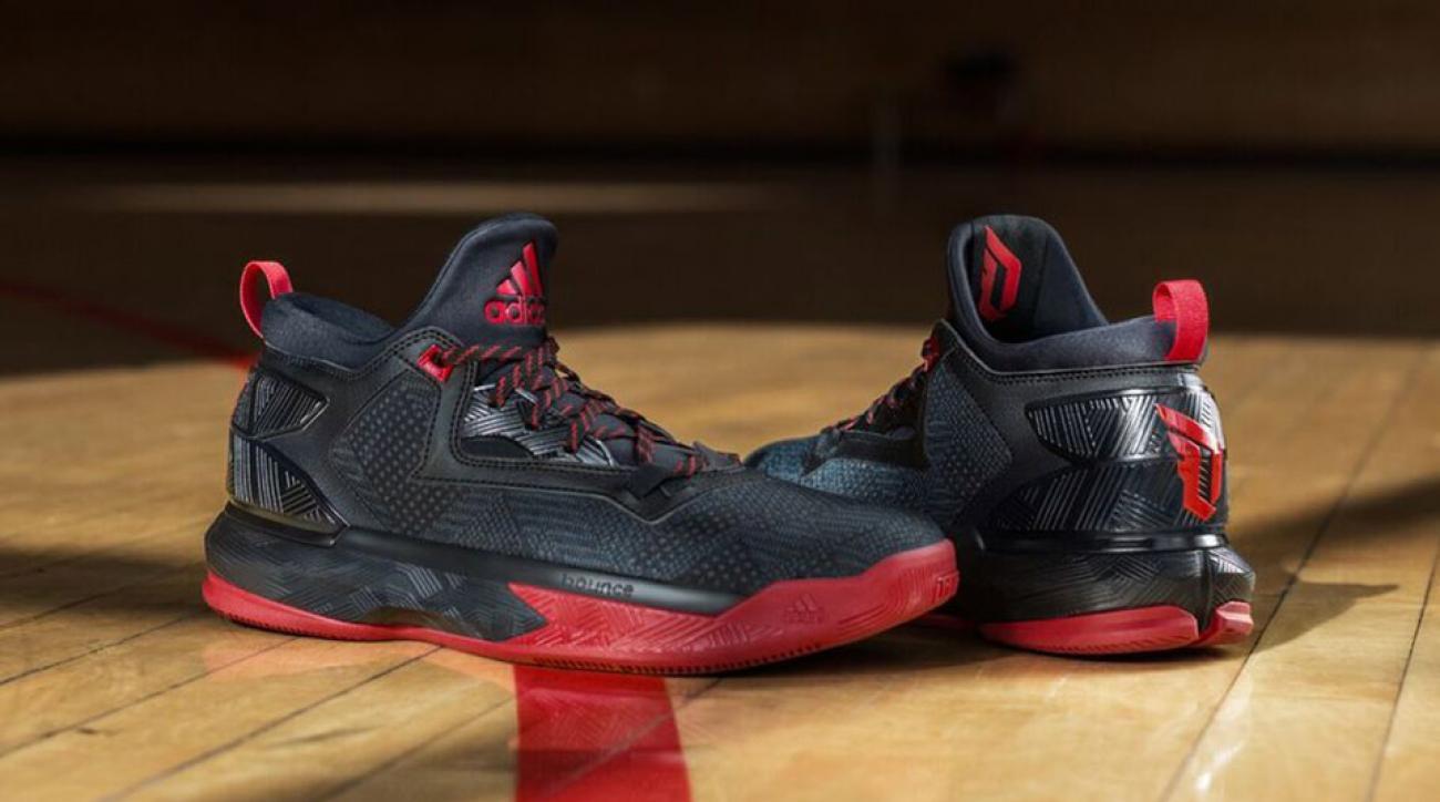 wholesale dealer e23f3 d2c26 D Lillard 2 release  Damian Lillard, Adidas unveil new sneaker   SI.com