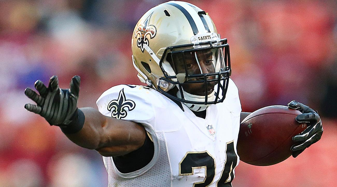 Fantasy Football Week 15 Waiver Wire: New Orleans Saints running back Tim Hightower