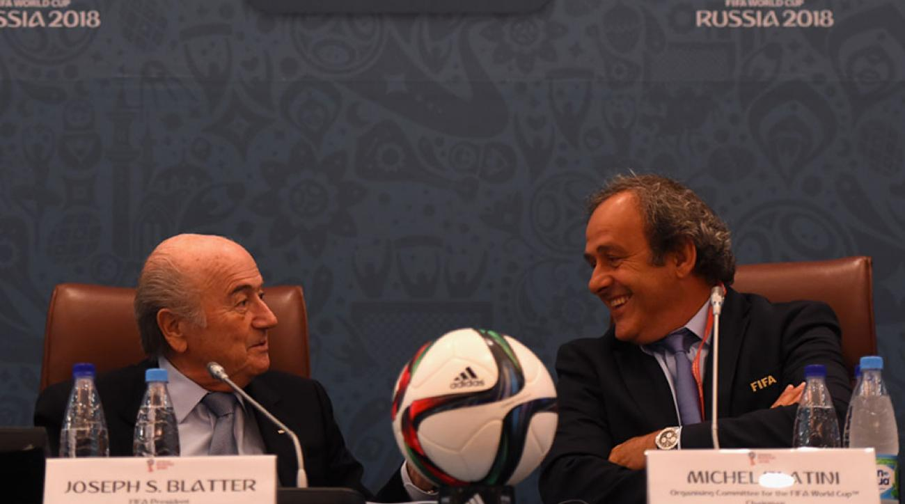 sepp blatter michel platini fifa corruption hearing ban length