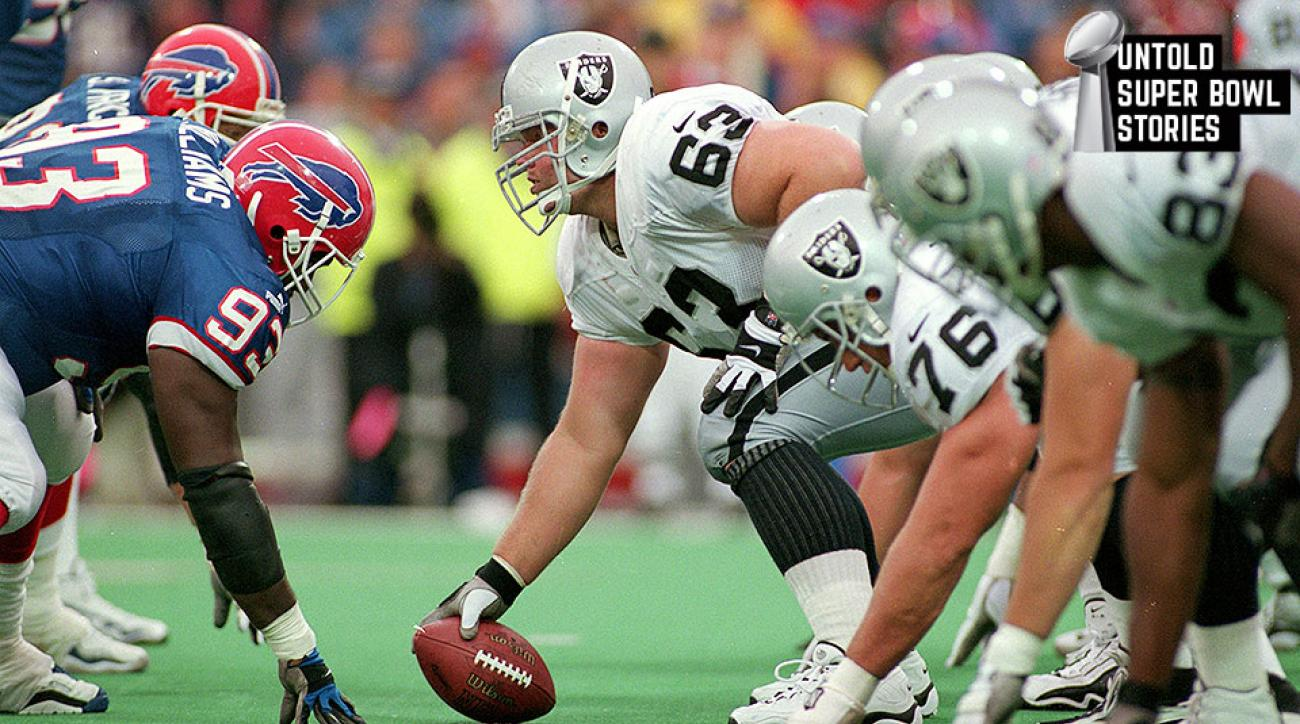 Barret Robbins: Super Bowl disappearance for Oakland Raiders