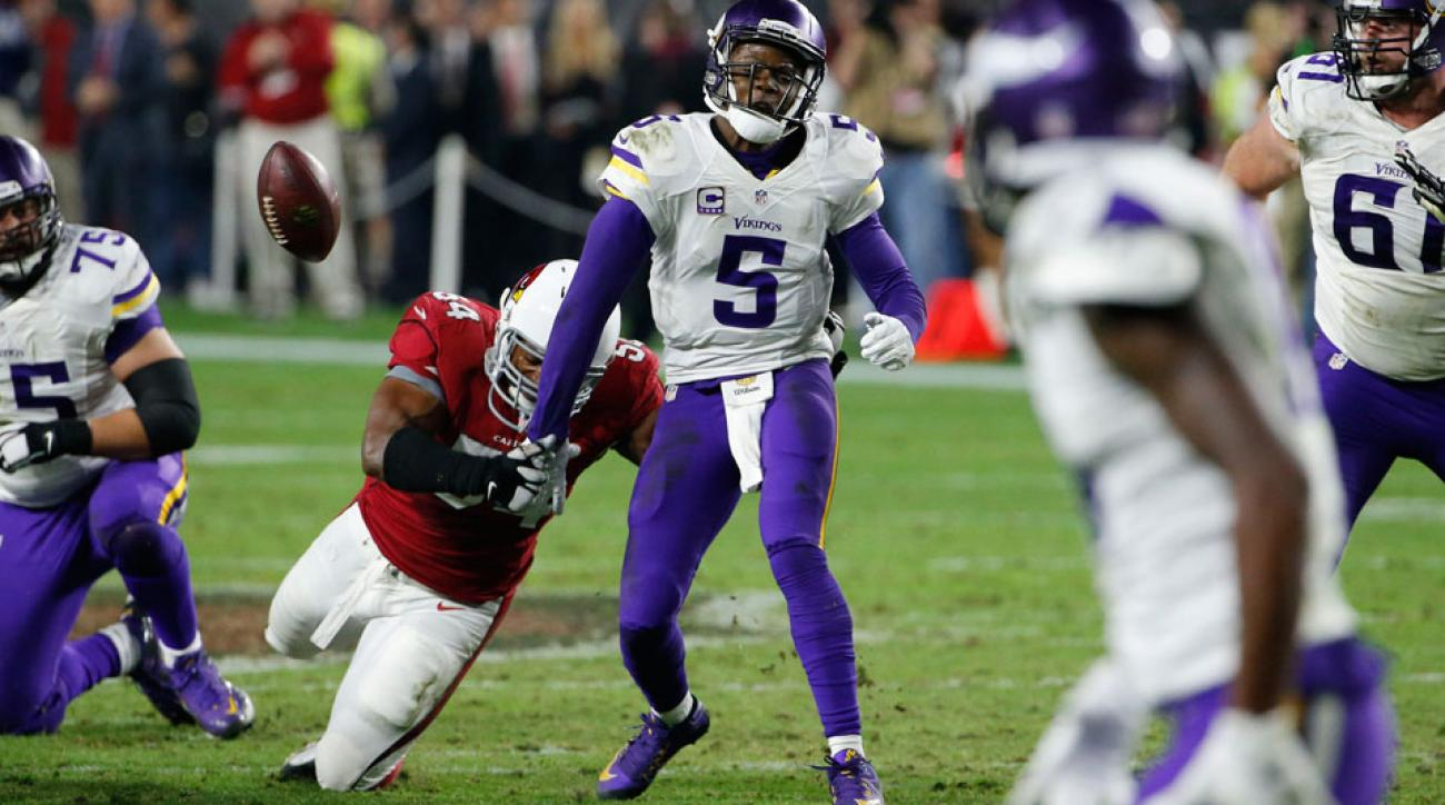 Norv Turner play-calling dooms Vikings, Teddy Bridgewater in Week 14