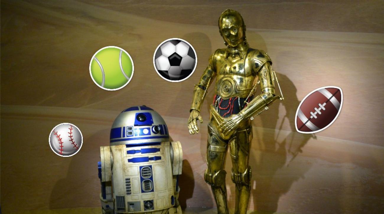star wars the force awakens sports lineups