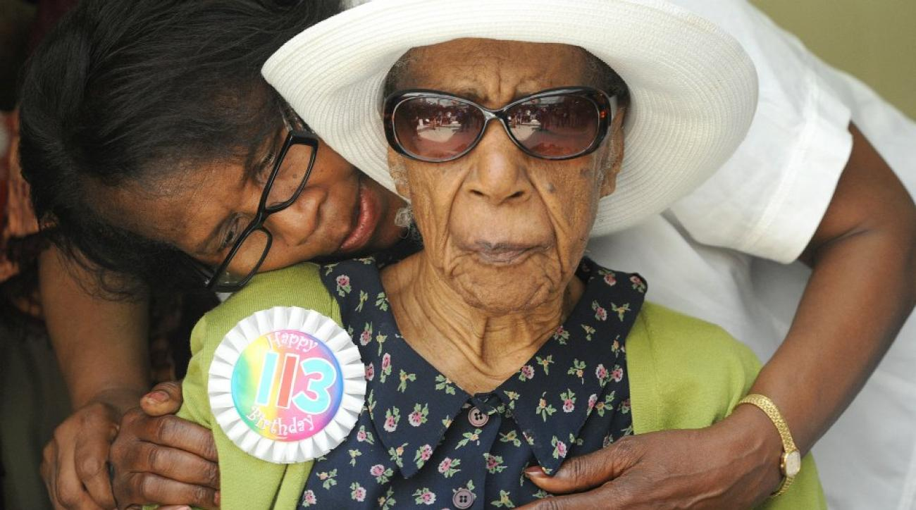 Worlds Oldest Woman lives in brooklyn