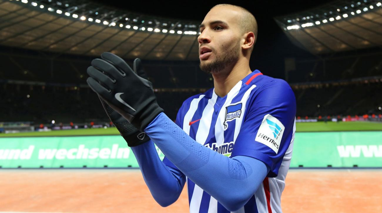 John Brooks, USA, Hertha Berlin