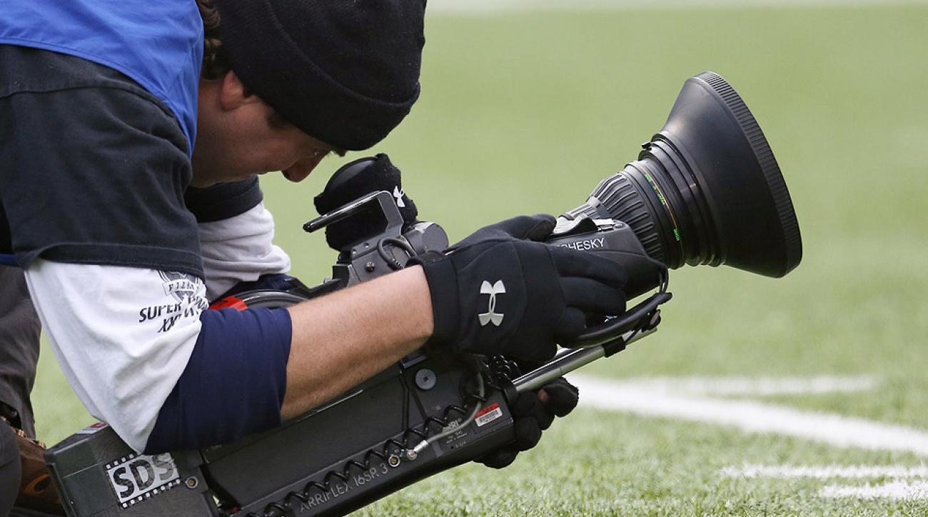 Super Bowl 100: NFL Films embraces digital cameras