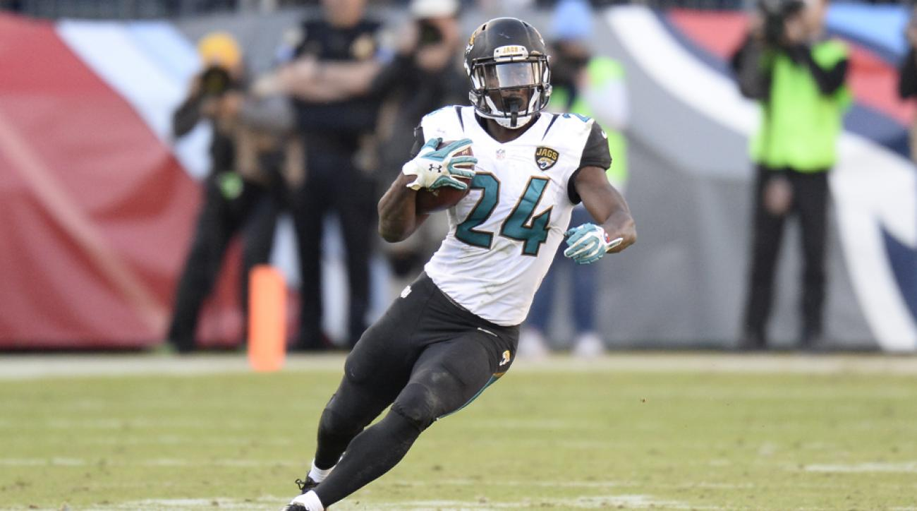tj yeldon injury update knee jaguars