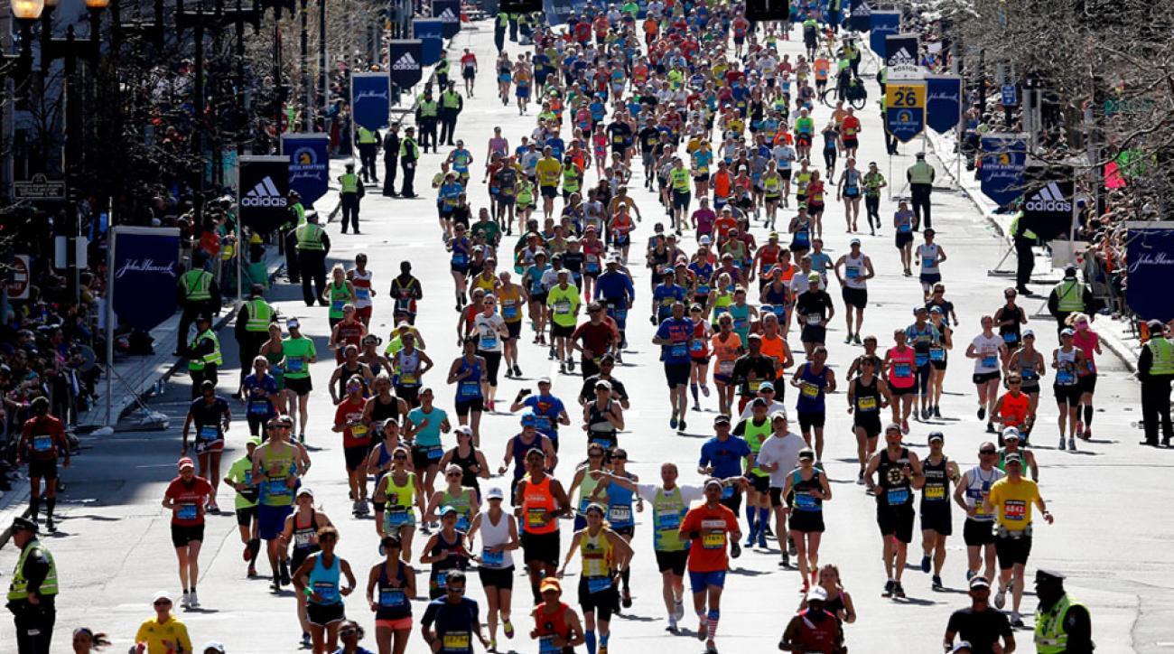 2016 boston marathon finisher jacket adidas