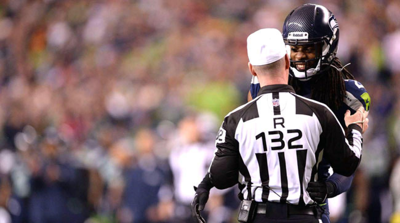 Seattle Seahawks cornerback Richard Sherman proposes four ways to fix NFL officiating—and the one thing fans should always remember.