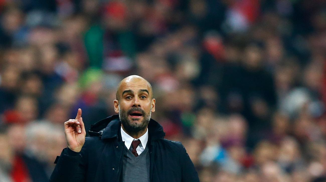 bayern munich pep guardiola manager leaving decision made