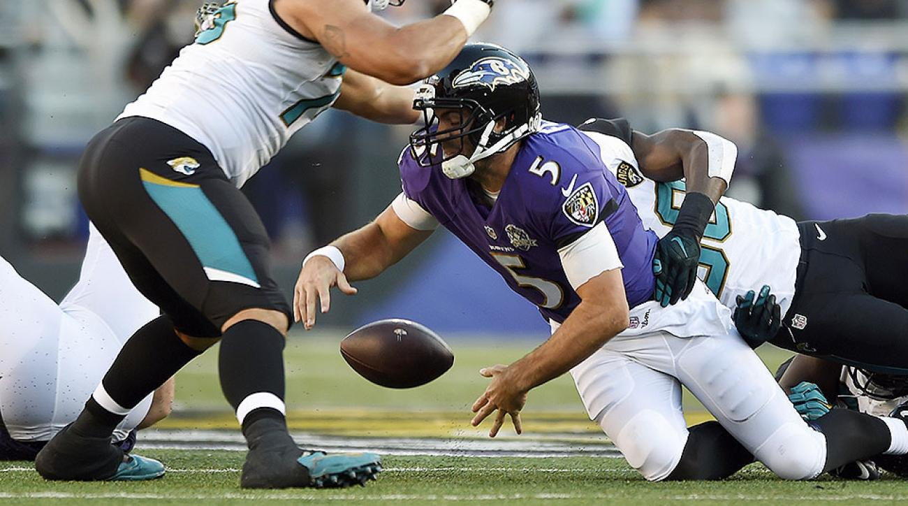 Roundtable: Ravens, Chargers, Browns are NFL's unluckiest teams