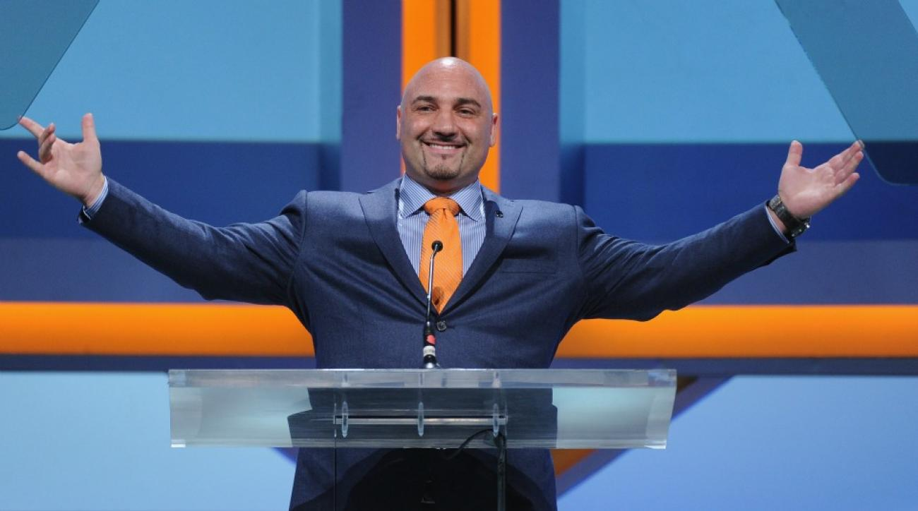 Star Wars screening with Jay glazer interrupted by Fire Alarm