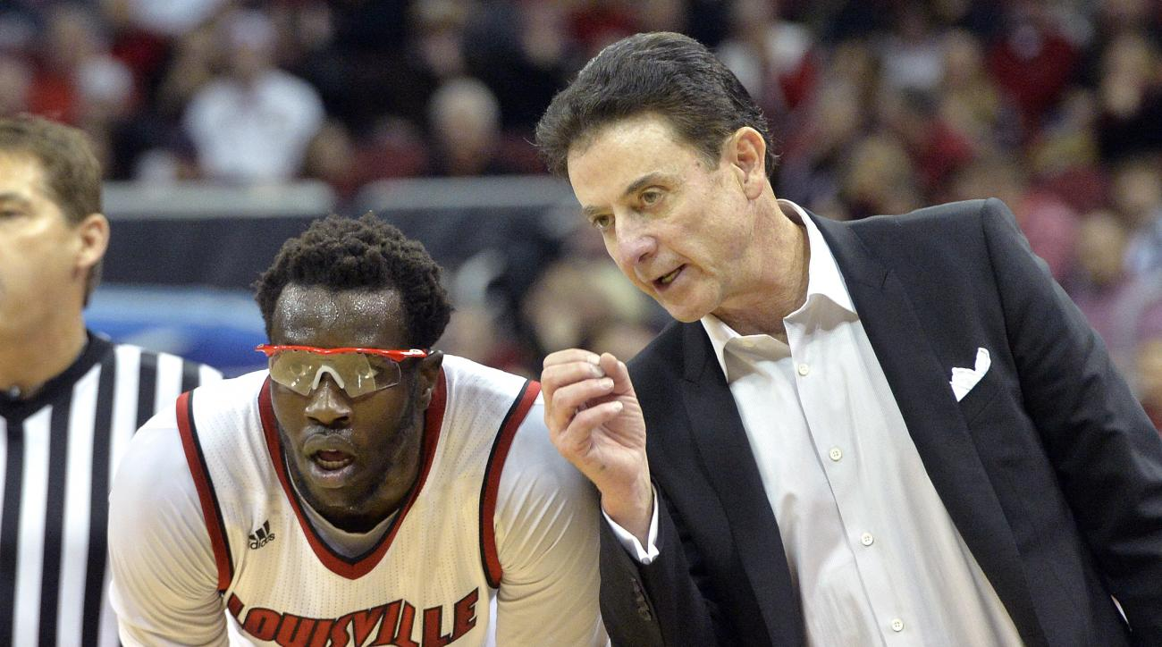 mangok mathiang louisville broken foot injury update