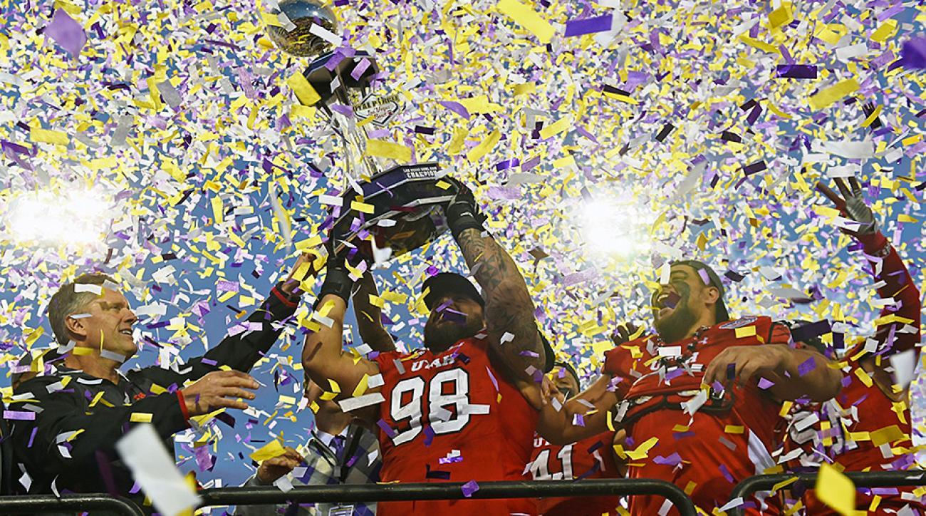 Utah fends off BYU to win Las Vegas Bowl