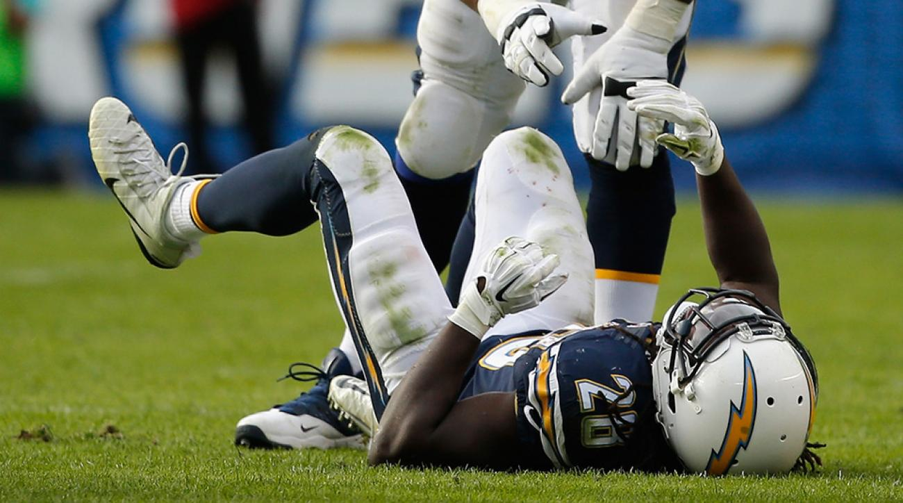 melvin gordon knee injury update chargers
