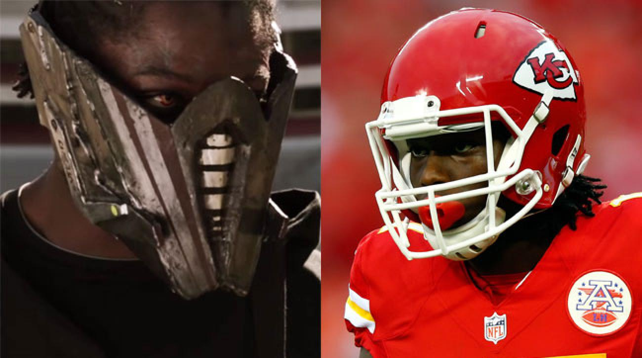 Kansas City Chiefs wideout Chris Conley is the NFL's biggest fan of Star Wars.