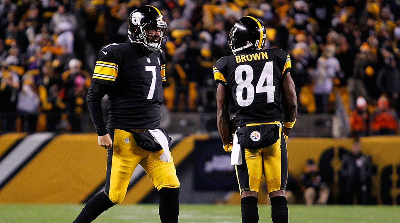 Fantasy Fact or Fiction: Antonio Brown, Ben Roethlisberger are immune to tough matchups
