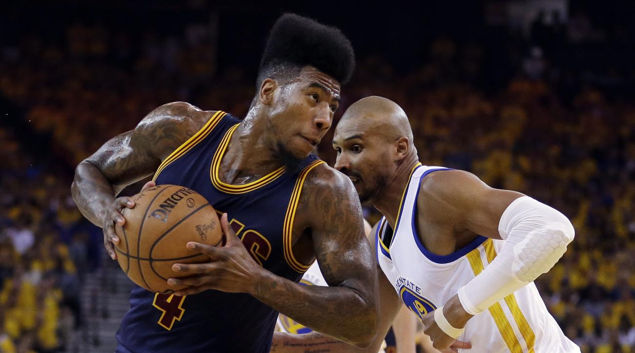 iman-shumpert-baby-delivery-recording-cleveland-cavaliers