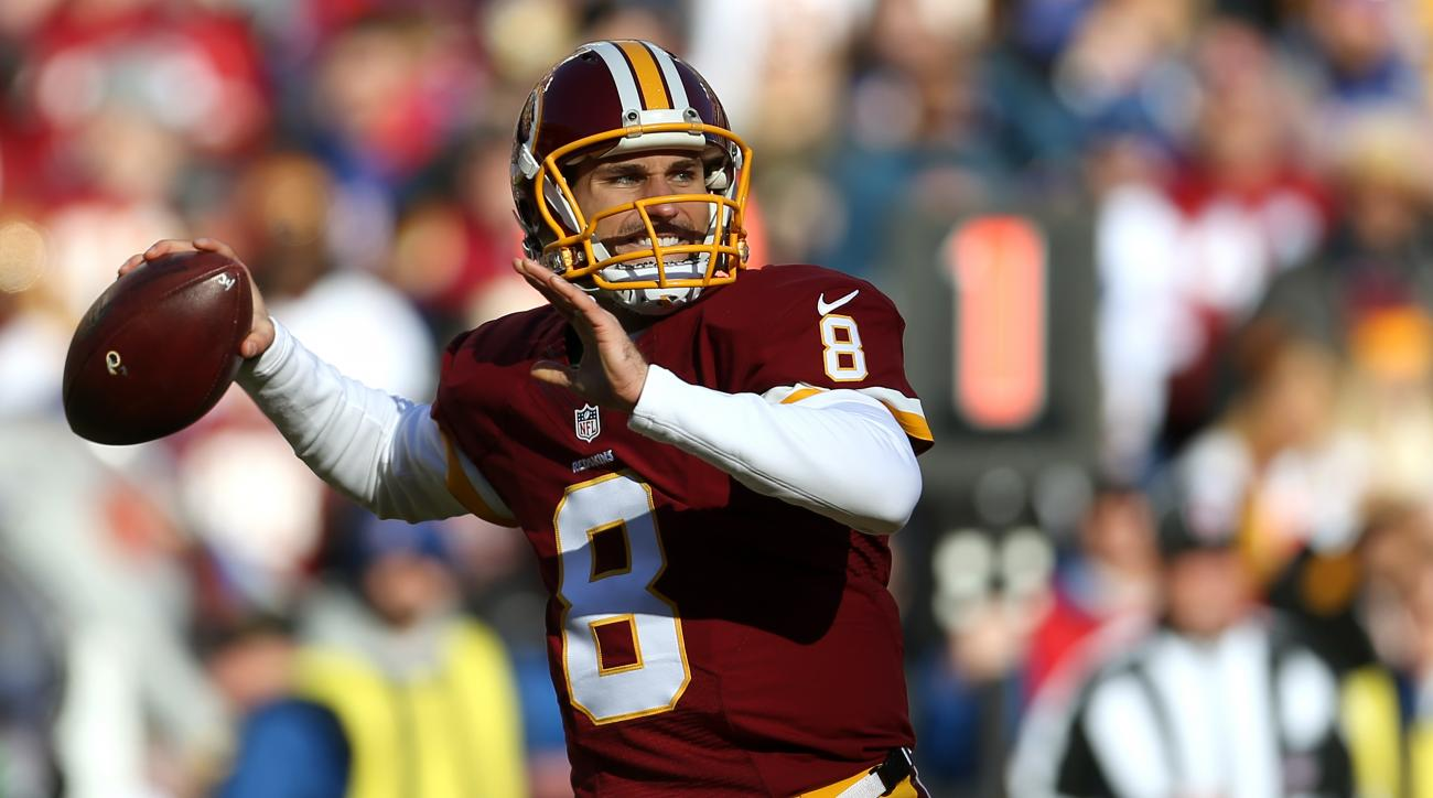 Kirk Cousins filed for you like that trademark