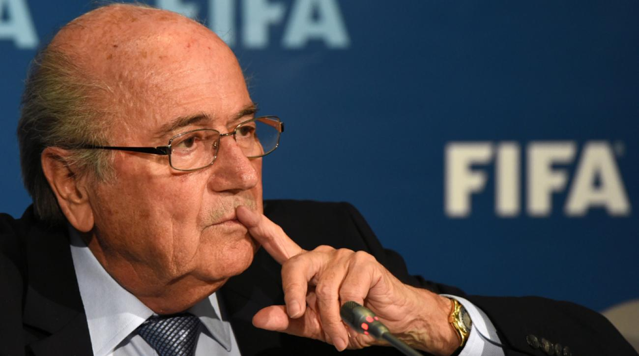 sepp blatter banned usa blamed fifa corruption