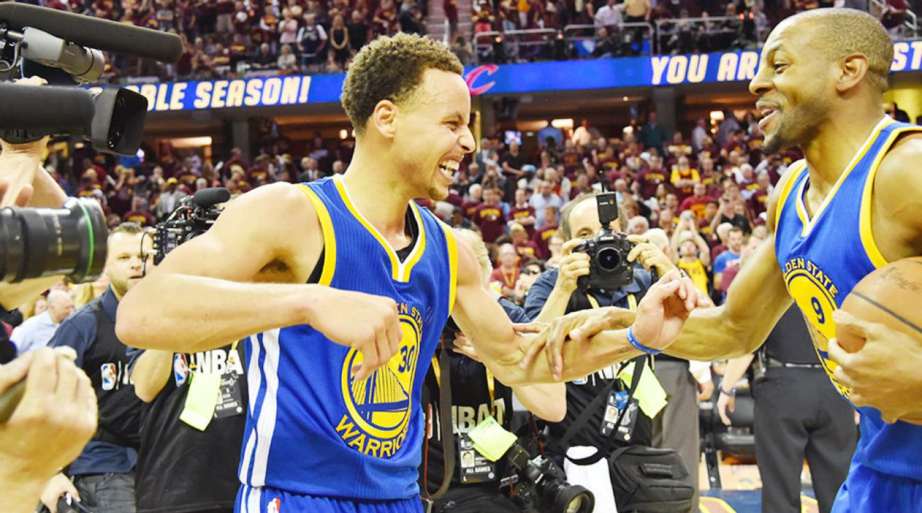 1cfee0ccf252 Stephen Curry Golden State Warriors top 10 moments of 2015. NBA