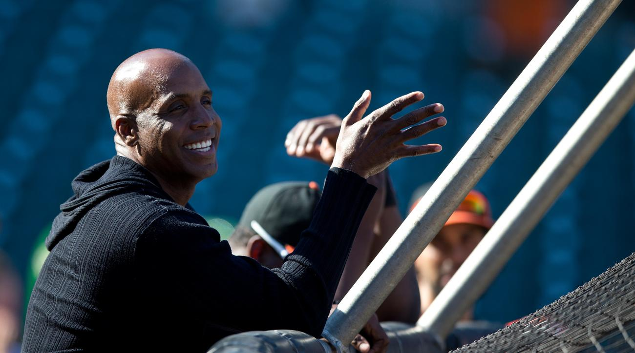 Barry Bonds credits late father with inspiration to take coaching job