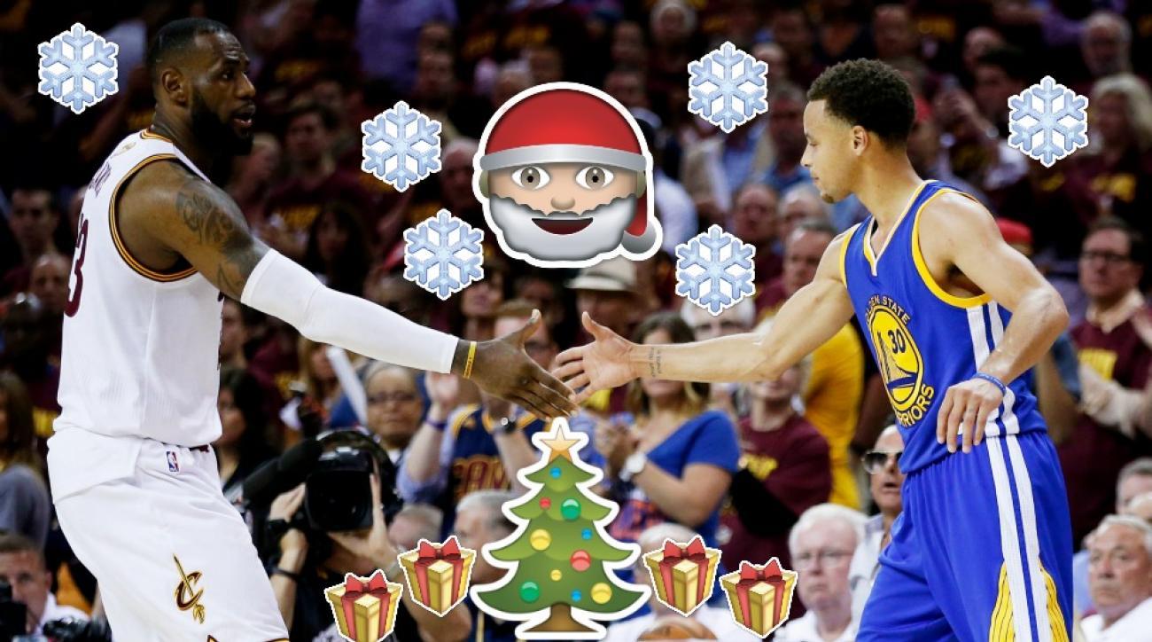 NBA Christmas game watching guide