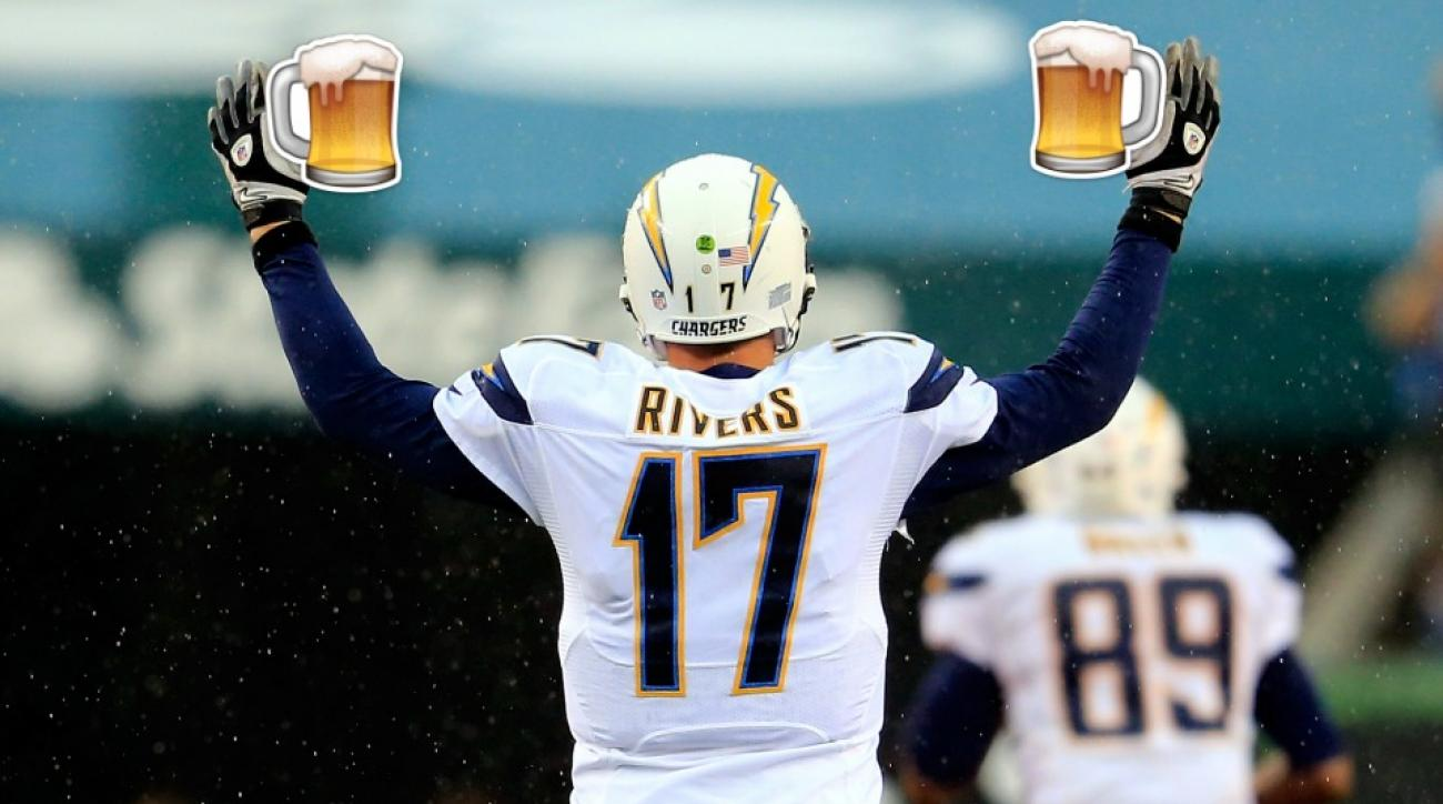 Thursday Night Football Drinking: Chargers-Raiders