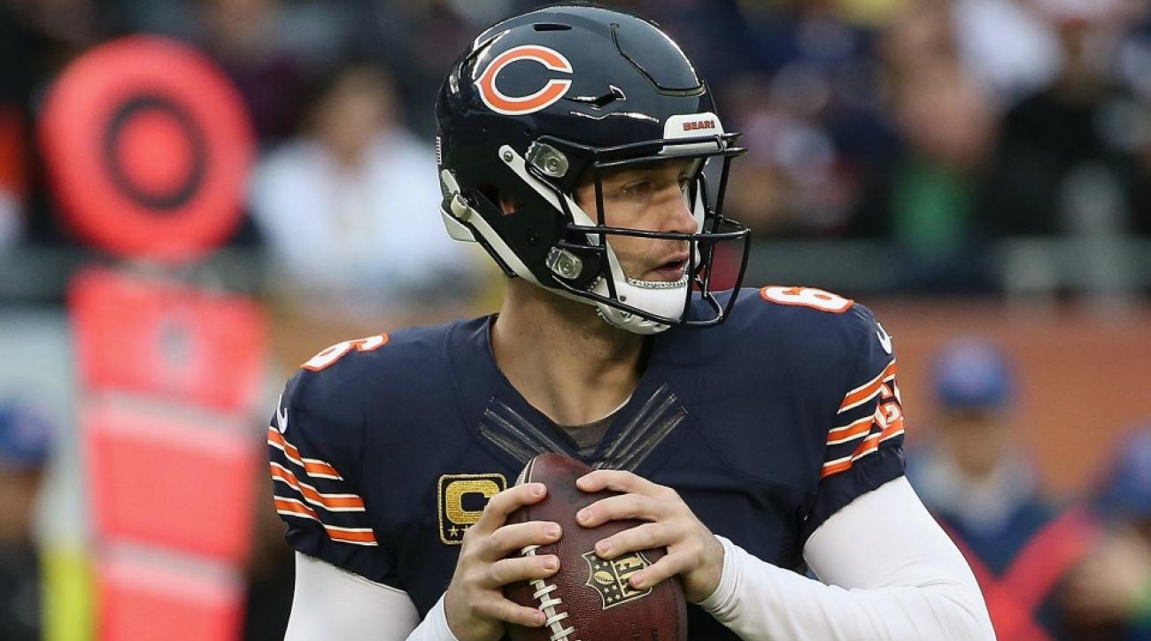 jay cutler adam gase chicago bears