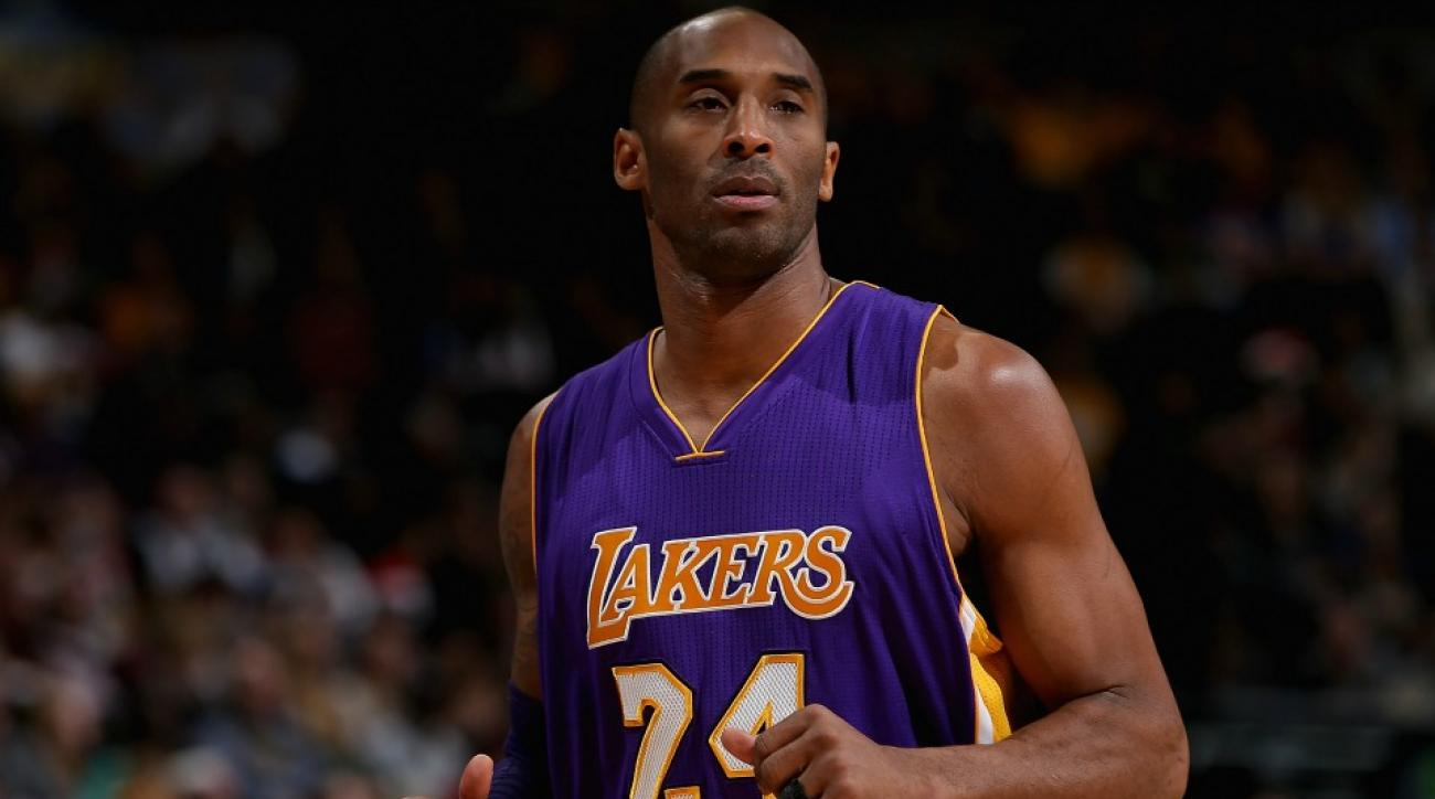 e9ff044bb17 Kobe Bryant leads NBA All–Star voting  Steph Curry