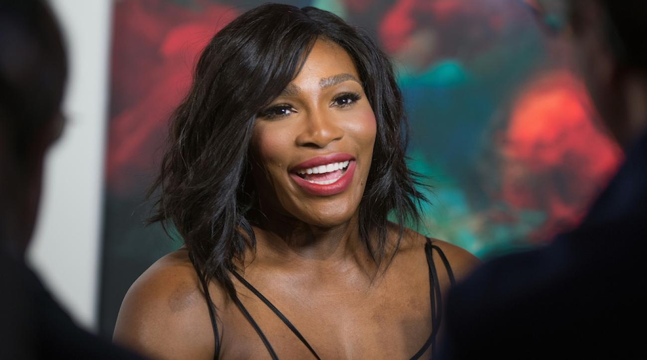 serena williams associated press female athlete of the year