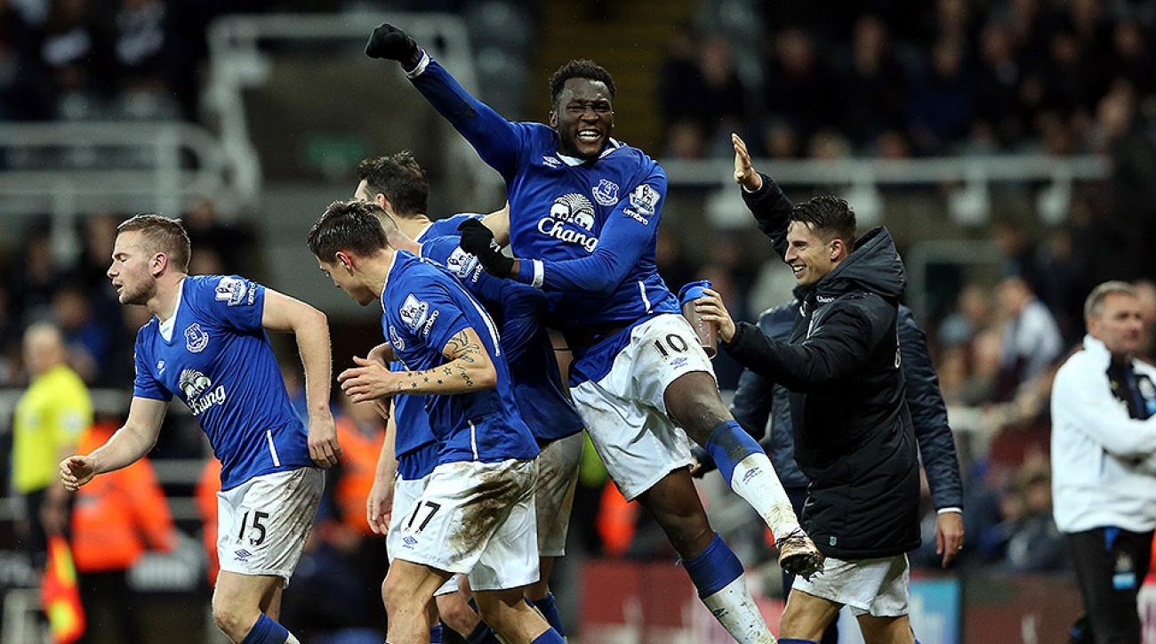 Everton beats Newcastle