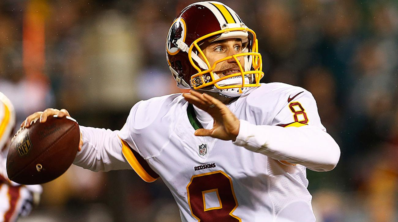 Kirk Cousins and the Washington Redskins beat the Eagles to win the NFC East
