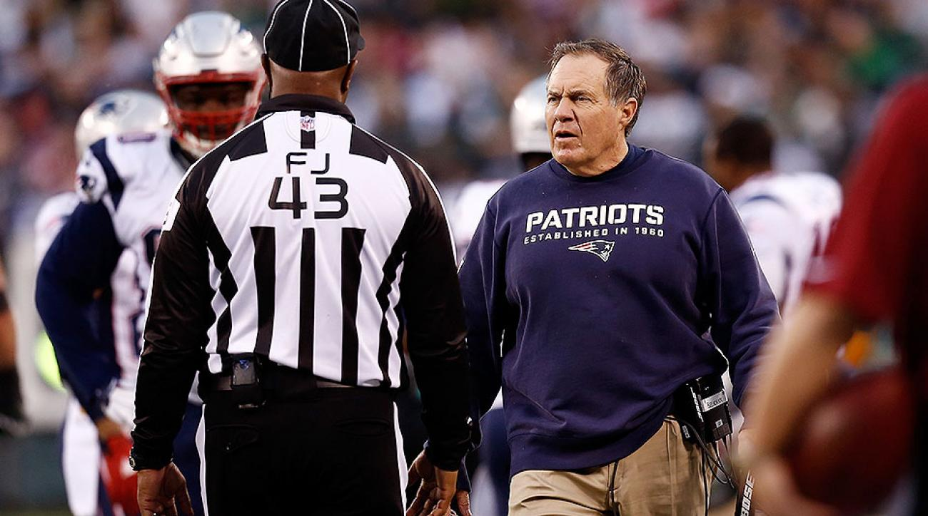 NFL Week 16: Patriots choose to kick on coin toss, lose to Jets in overtime