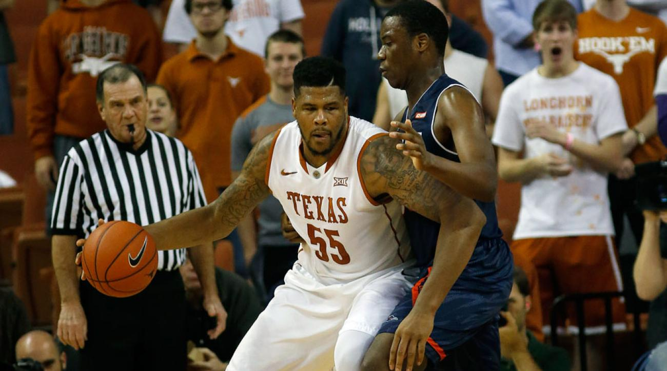cameron ridley fractured foot injury out indefinitely texas longhorns basketball