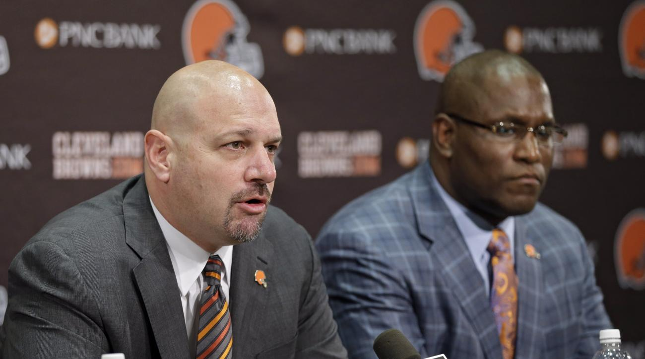 cleveland browns ray farmer fired pettine rumors